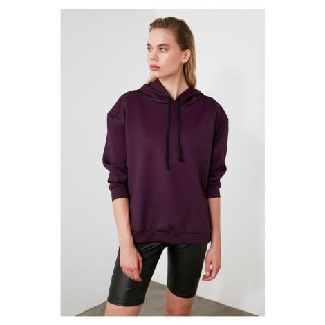 Bluza z kapturem damska Trendyol Oversize