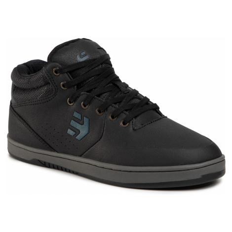 Sneakersy ETNIES - Marana Mid Crank 4101000493 Black/Grey 570