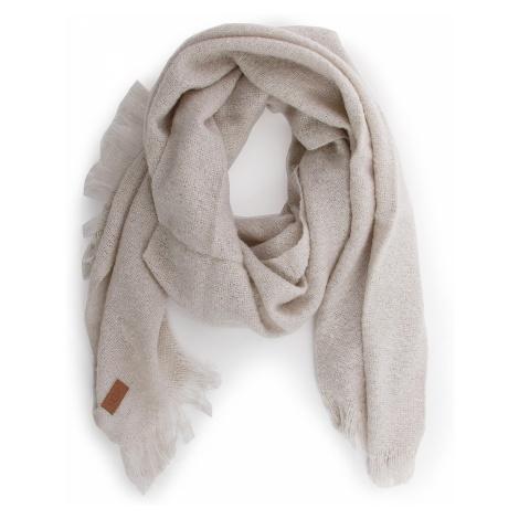 Szal UGG - W Boucle Wrap 17511 Light Grey Heather