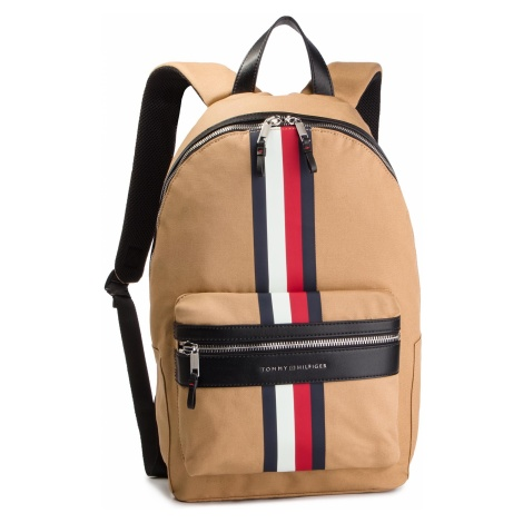 Plecak TOMMY HILFIGER - Elevated Backpack Stripe AM0AM04421 275