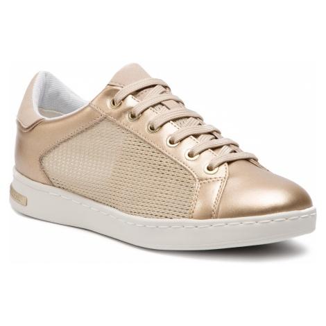 Sneakersy GEOX - D Jaysen A D821BA 0LYNF CB52X Champagne/Gold