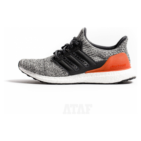 Adidas Ultra Boost 4.0 Grey Carbon Active Orange