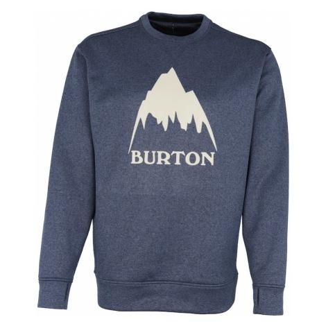 BURTON Bluzka sportowa 'Oak' ciemny niebieski / biały