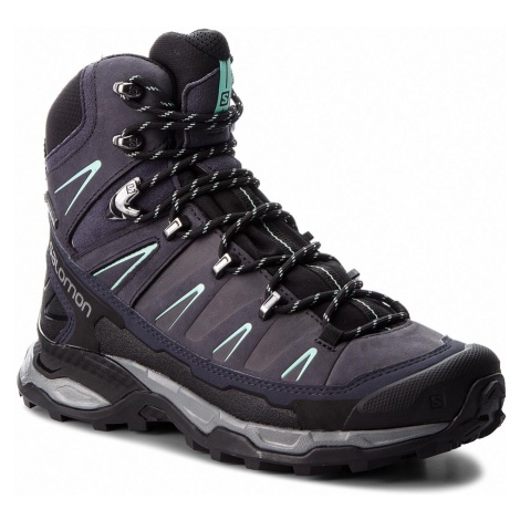 Trekkingi SALOMON - X Ultra Trek Gtx W GORE-TEX 404631 21 V0 Graphite/Black/Beach Glass
