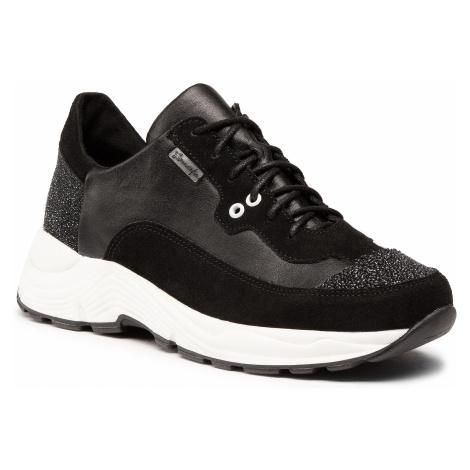 Sneakersy MACIEJKA - 04845-01/00-7 Czarny