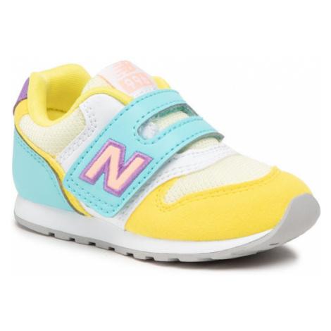 New Balance Sneakersy IZ996MYS Żółty