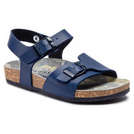 Sandały GUESS - Briks FI6BRI ELE03 032