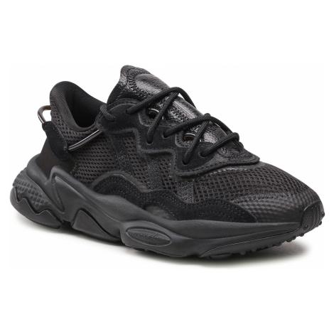 Buty adidas - Ozweego J EE7775 Cblack/Cblack/Trgrme