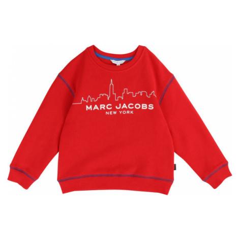 Little Marc Jacobs Bluza W25386 Czerwony Regular Fit