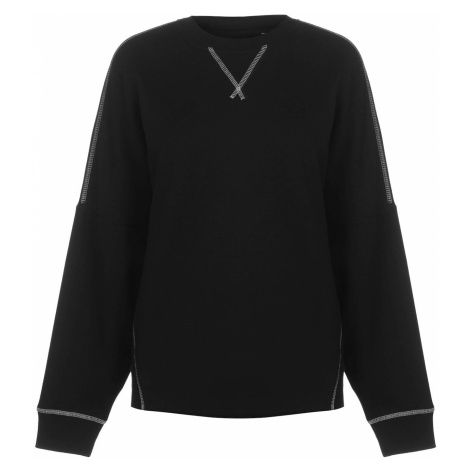 Firetrap Crew Stitched Sweater