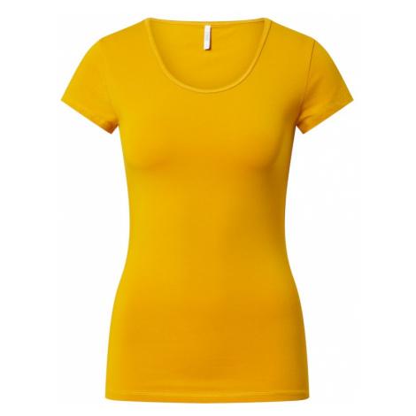 ONLY Koszulka żółty