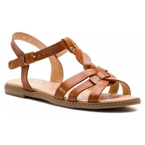 Sandały BALDACCINI - 1088000 Brąz BBR