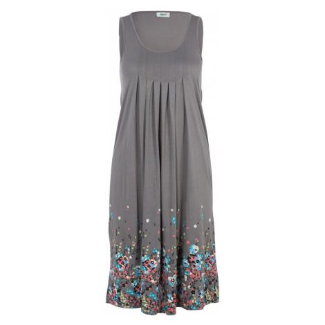 BEACH TIME Letnia sukienka jasnoniebieski / żółty / szary / ciemnoszary / różowy pudrowy / biały Beachtime