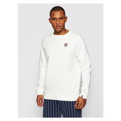 Fila Bluza Heath 688563 Biały Regular Fit
