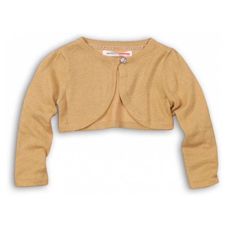 Sweter niemowlęcy- bolerko Minoti