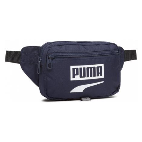 Puma Saszetka nerka Plus Waist Bag II 078035 15 Granatowy