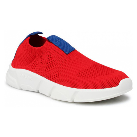 Geox Sneakersy J Aril B. A J02DMA 0006K C7213 Czerwony