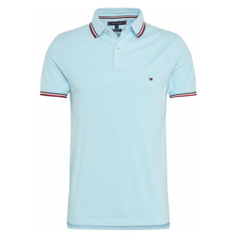 TOMMY HILFIGER Koszulka 'TOMMY TIPPED' niebieski