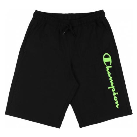 Champion Authentic Athletic Apparel Spodnie 'BERMUDA' czarny