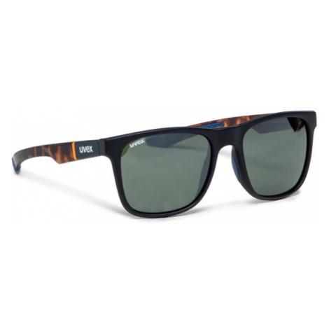 Uvex Okulary przeciwsłoneczne Lgl 42 S5320324616 Czarny