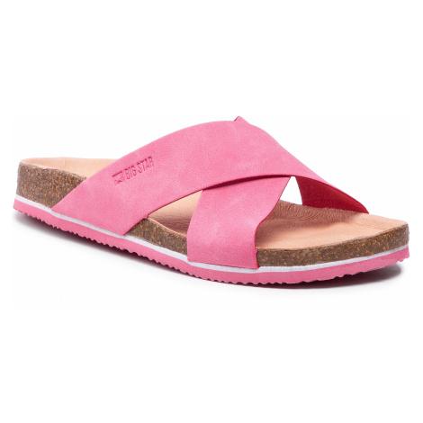 Klapki BIG STAR - HH274597 Pink