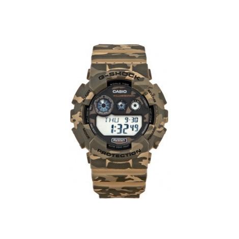 Pánské hodinky Casio GD-120CM-5