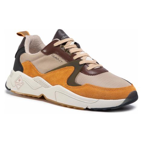 Sneakersy GANT - Nicewill 21633872 Inca Gold G322