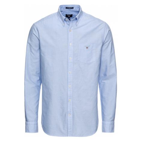 GANT Koszula biznesowa 'The Oxford Shirt BD' jasnoniebieski