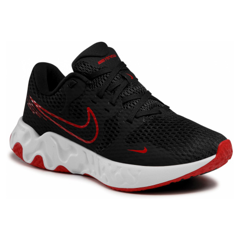 Buty NIKE - Renew Ride 2 CU3507 003 Black/University Red/White