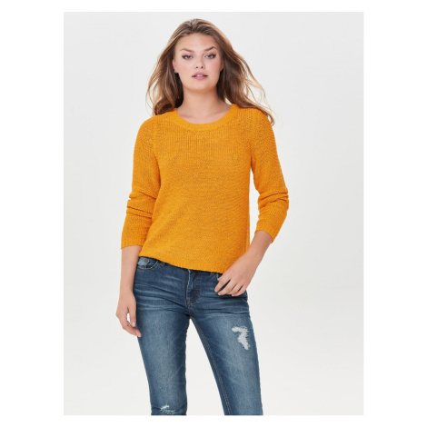 Only Geena Mustard Sweater