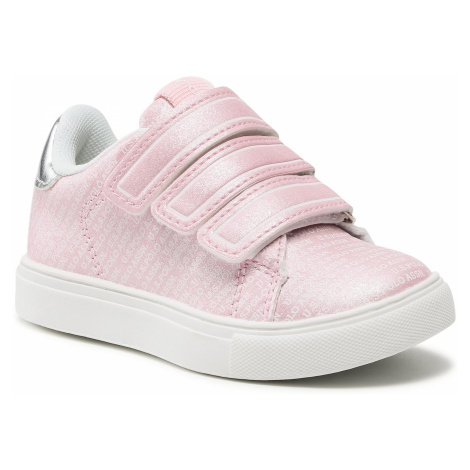 Sneakersy U.S. POLO ASSN. - Willy170 Club WILLY4170S1/Y1 Pink