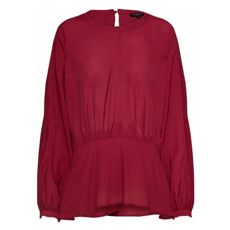 SELECTED FEMME Bluzka czerwony