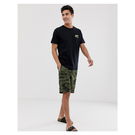 Billabong Scheme Submersible shorts in camo