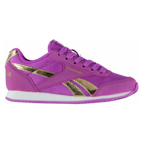 Reebok Classic Jogger RS Child Girls Trainers