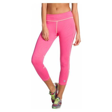 legginsy Desigual 56K2SA2/Rosita - 3167/Fandango Pink