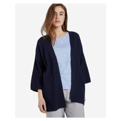 Tom Tailor Denim Cardigan Niebieski