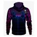 Start Game hoodie synthwave bluza z kapturem