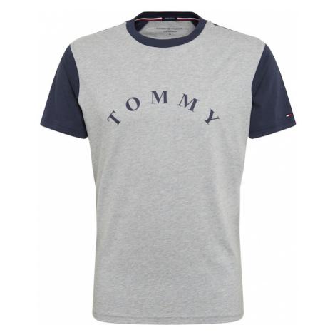 TOMMY HILFIGER Koszulka czarny / szary