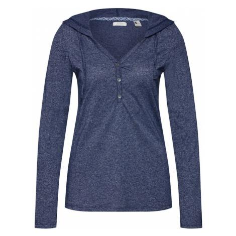 O'NEILL Koszulka 'LW MARLY LONGSLEEVE TOP' nakrapiany niebieski