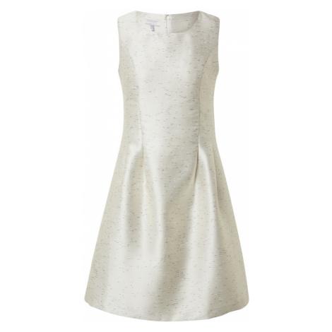 APART Sukienka koktajlowa kremowy