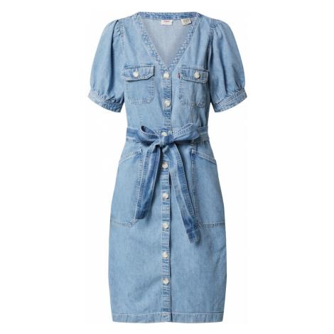 LEVI'S Sukienka koszulowa 'BRYN DRESS' szary Levi´s