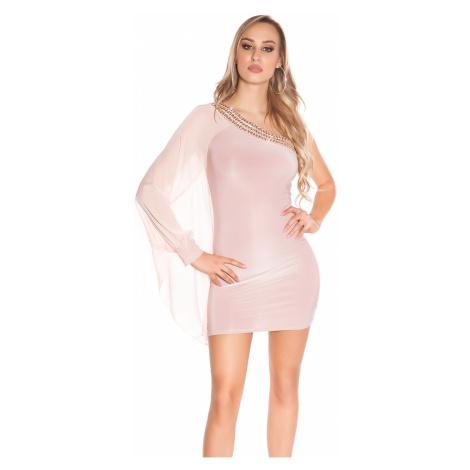 Sukienki z jednym ramieniem KouCla