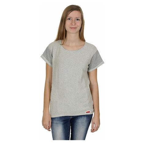 koszulka trykotowa Roxy Gone Going - KPFH/Heritage Heather