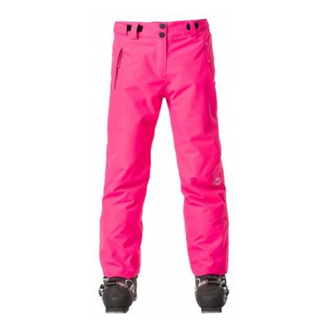 Rossignol Spodnie narciarskie RLIYP11 Różowy Regular Fit