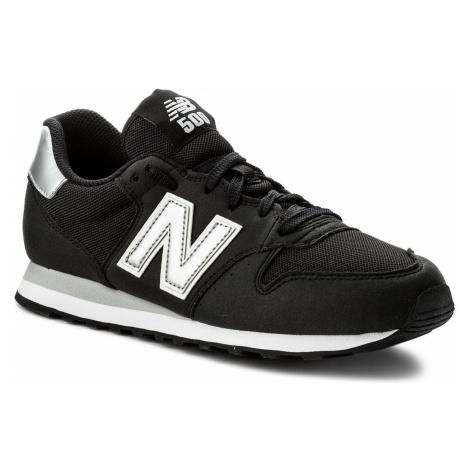 Sneakersy NEW BALANCE - GM500KSW Czarny
