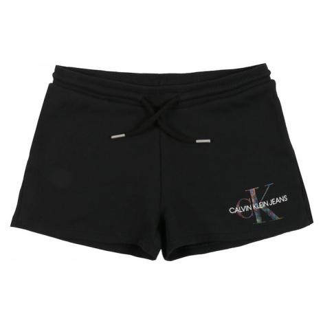 Calvin Klein Jeans Spodnie czarny