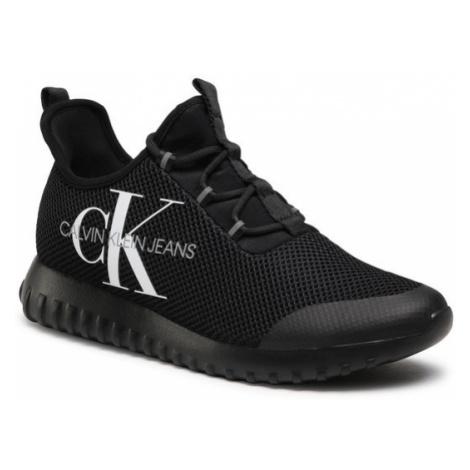 Calvin Klein Jeans Sneakersy Reiland B4S0707 Czarny