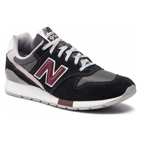 Sneakersy NEW BALANCE - MRL996WK Czarny Kolorowy