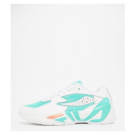 Fila Mind Blower Shoes In Mint