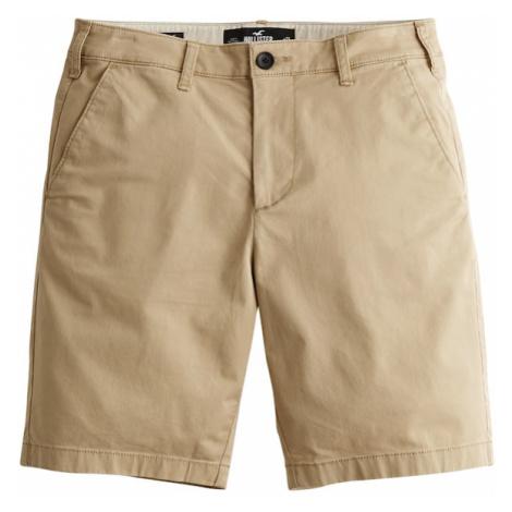 HOLLISTER Spodnie beżowy